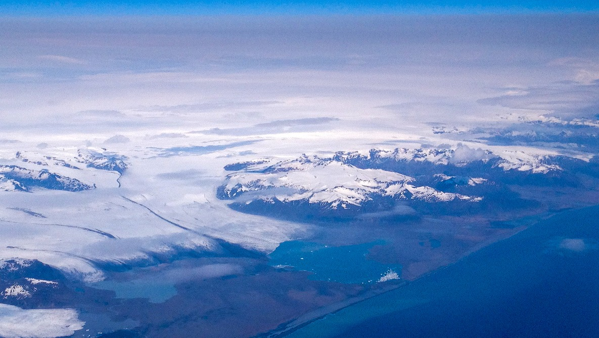 Photography at 40,000 Feet