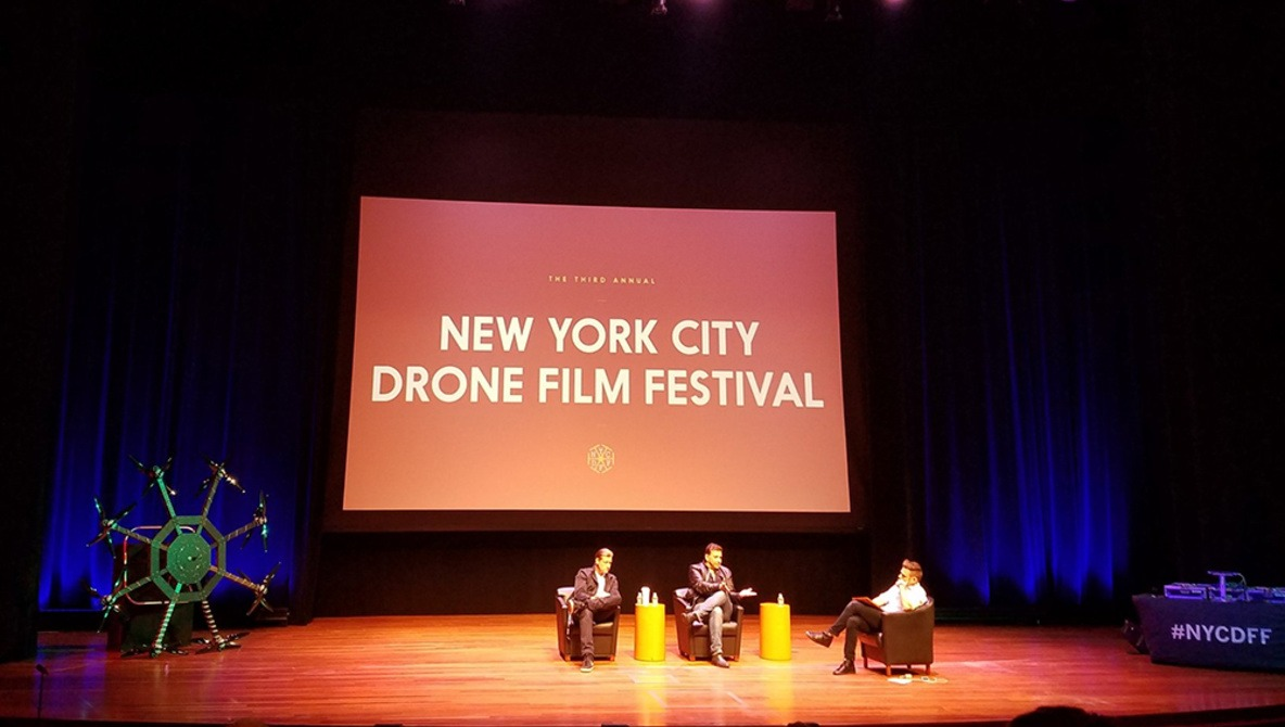 Four Reasons to Participate in the New York City Drone Film Festival