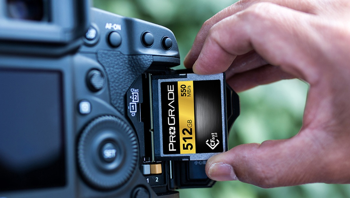 Fstoppers Reviews ProGrade: A New Professional Memory Card Company with Pro-Level Support