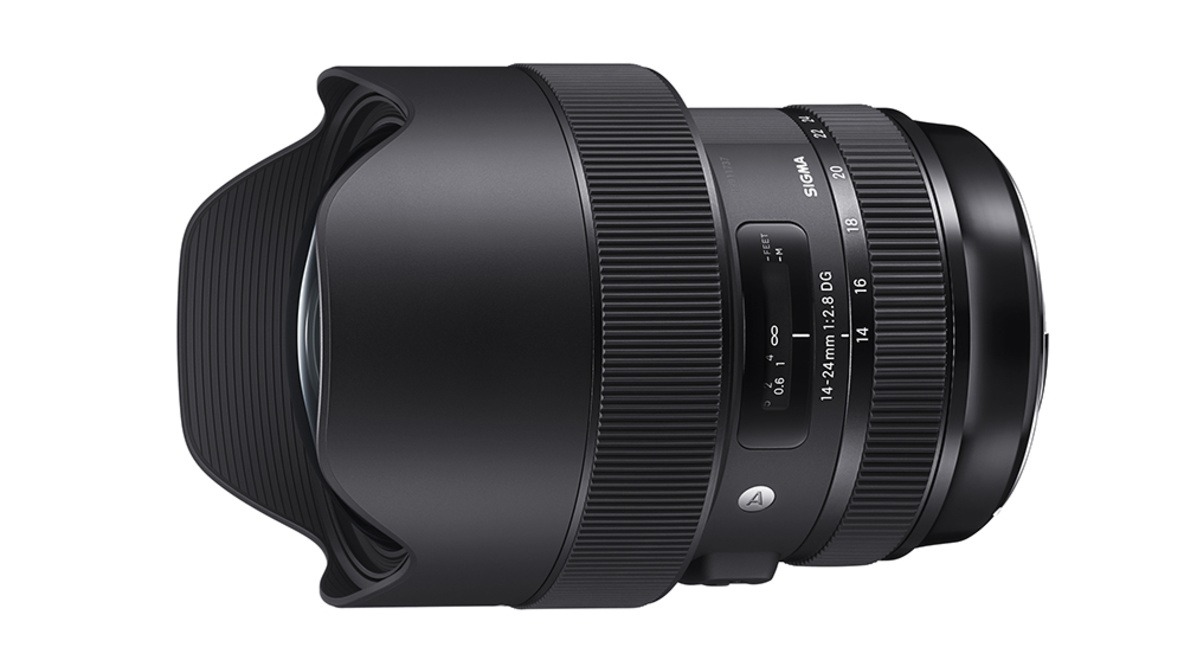 Sigma Announces New 14-24mm f/2.8 Art Wide-Angle Zoom Lens