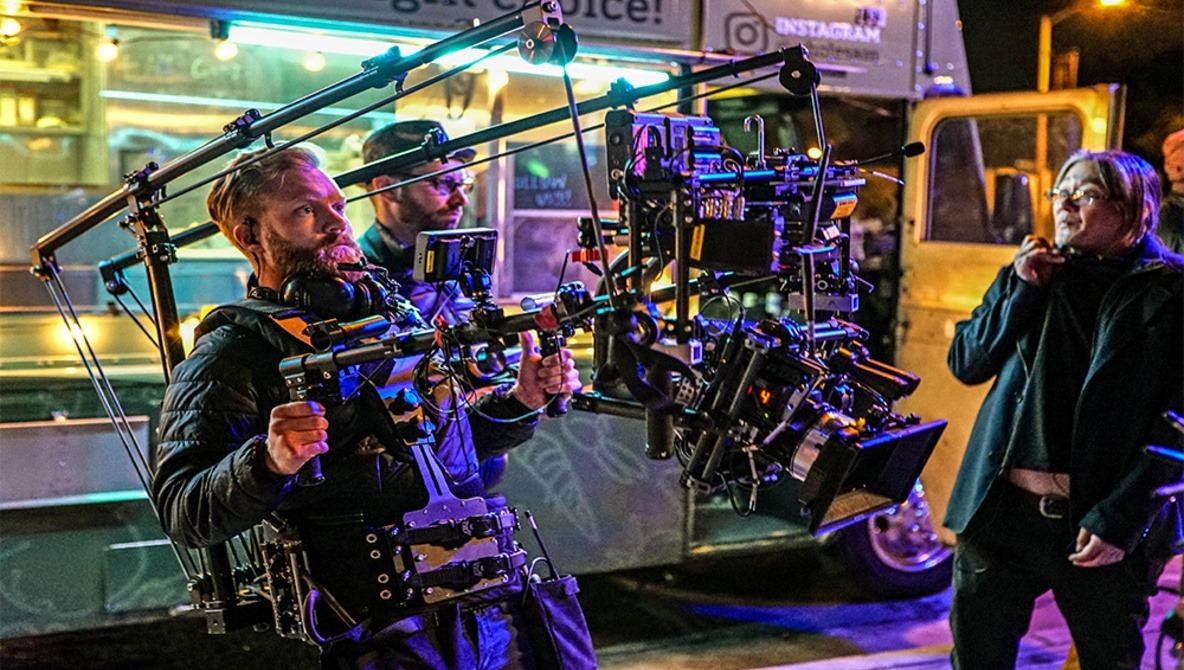 Meet the Daring One-Shot Cinematographer