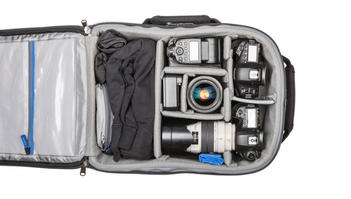 Five Small Items Every Portrait Photographer Should Find Room for in Their Bag
