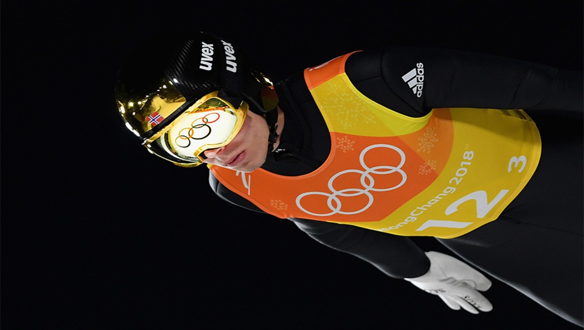 Top 10 Winter Olympic Photographs