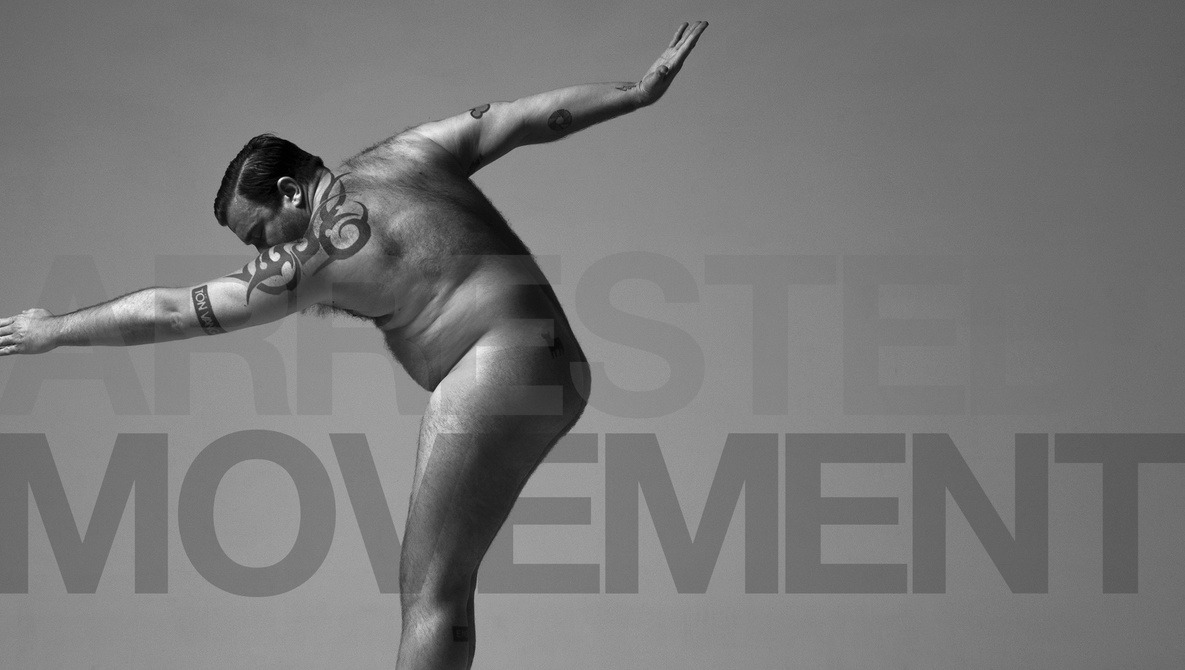 Taking a Leap for Male Nude Project Promoting Body Positivity