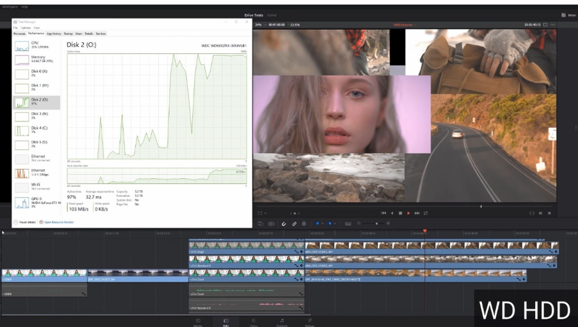 Can a Super Fast NVMe Drive Help Your Video Editing?