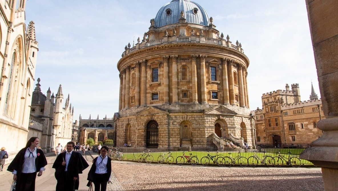 Photographing Oxford: So Much More Than Dreaming Spires