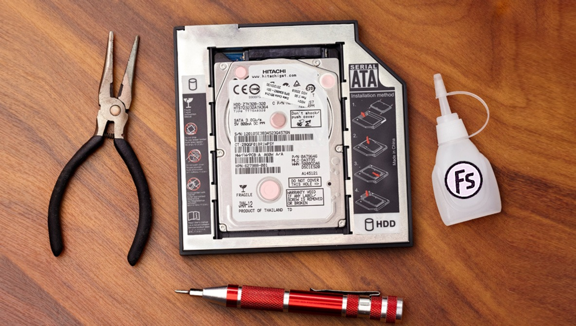 Breathe Life Into an Old Laptop With This Cheap Addition