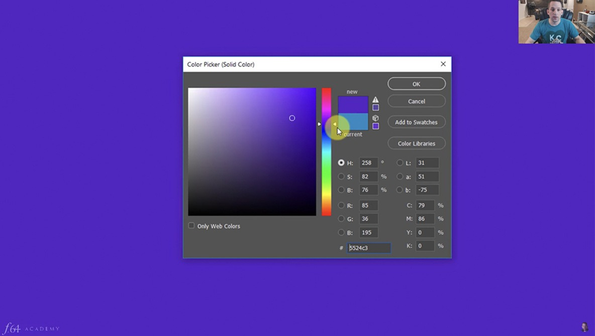 All About the Color Picker Tool in Photoshop