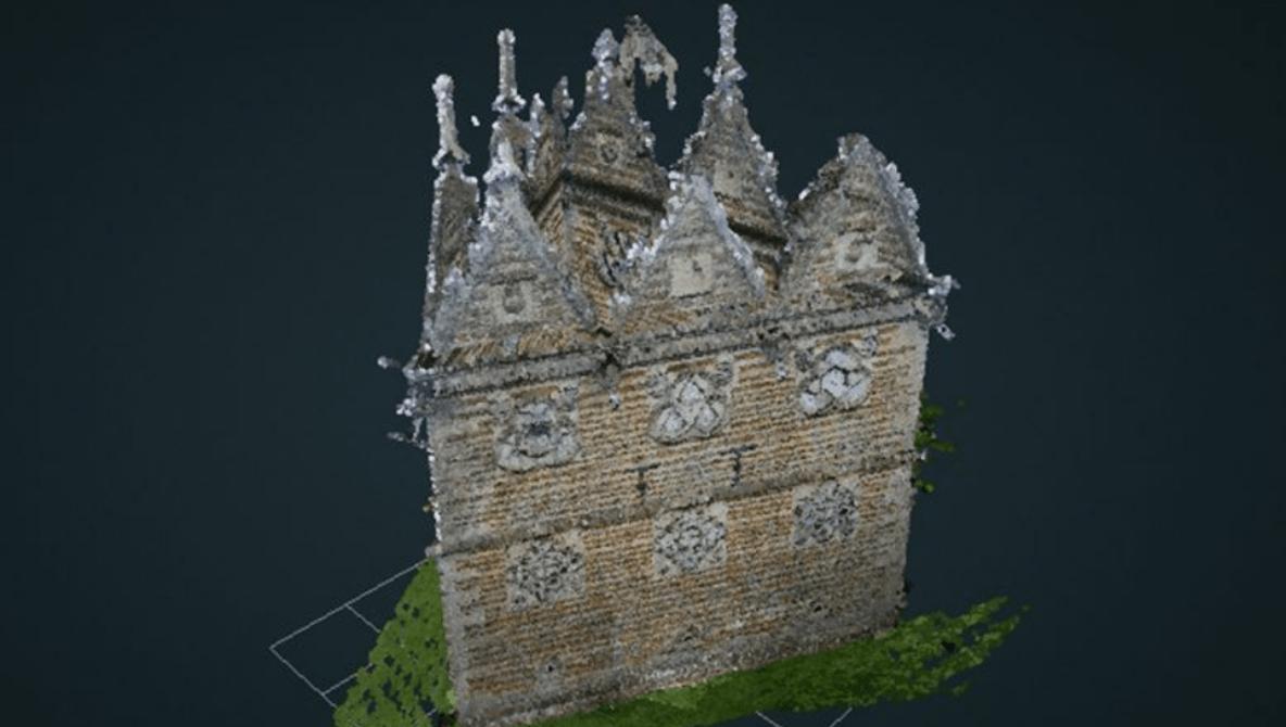 Creating 3D Models Using Computational Photography