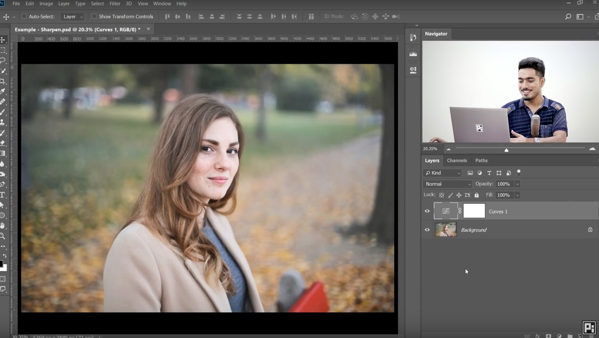 Use A Smarter High Pass Filter to Sharpen Your Photos | Fstoppers