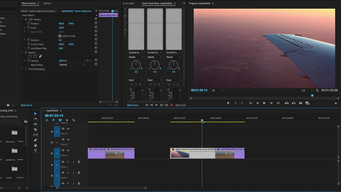 Edit Your Videos Faster Than Ever with Ripple Delete Tools in Premiere
