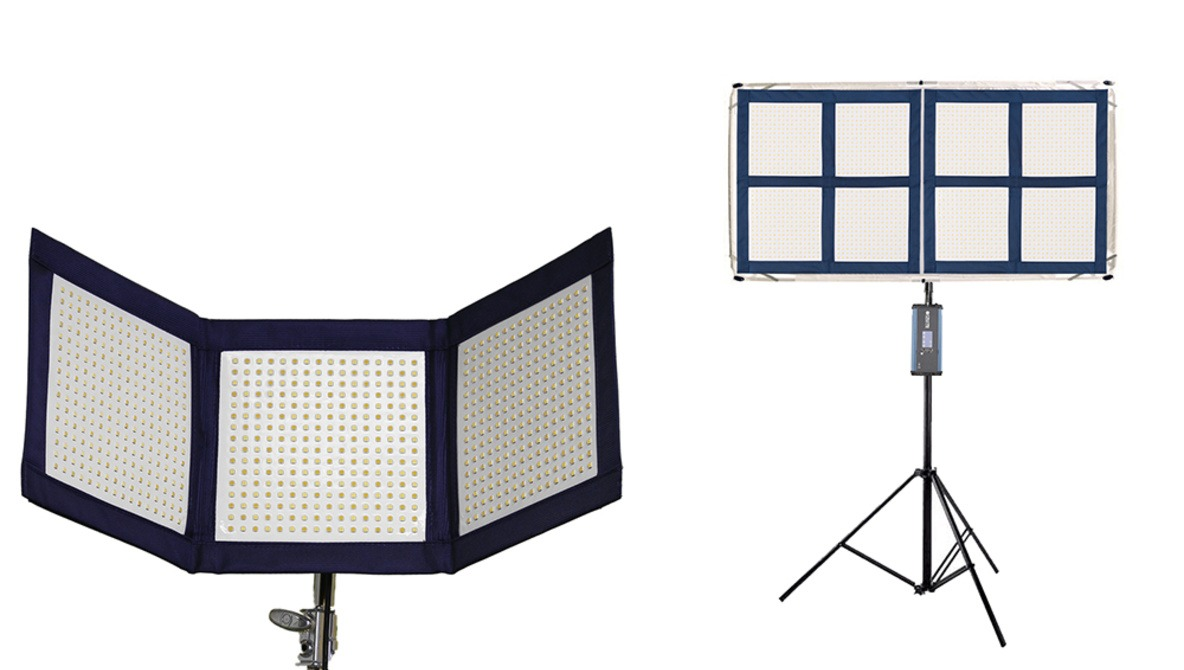 Intellytech Announce New Foldable LED Panels