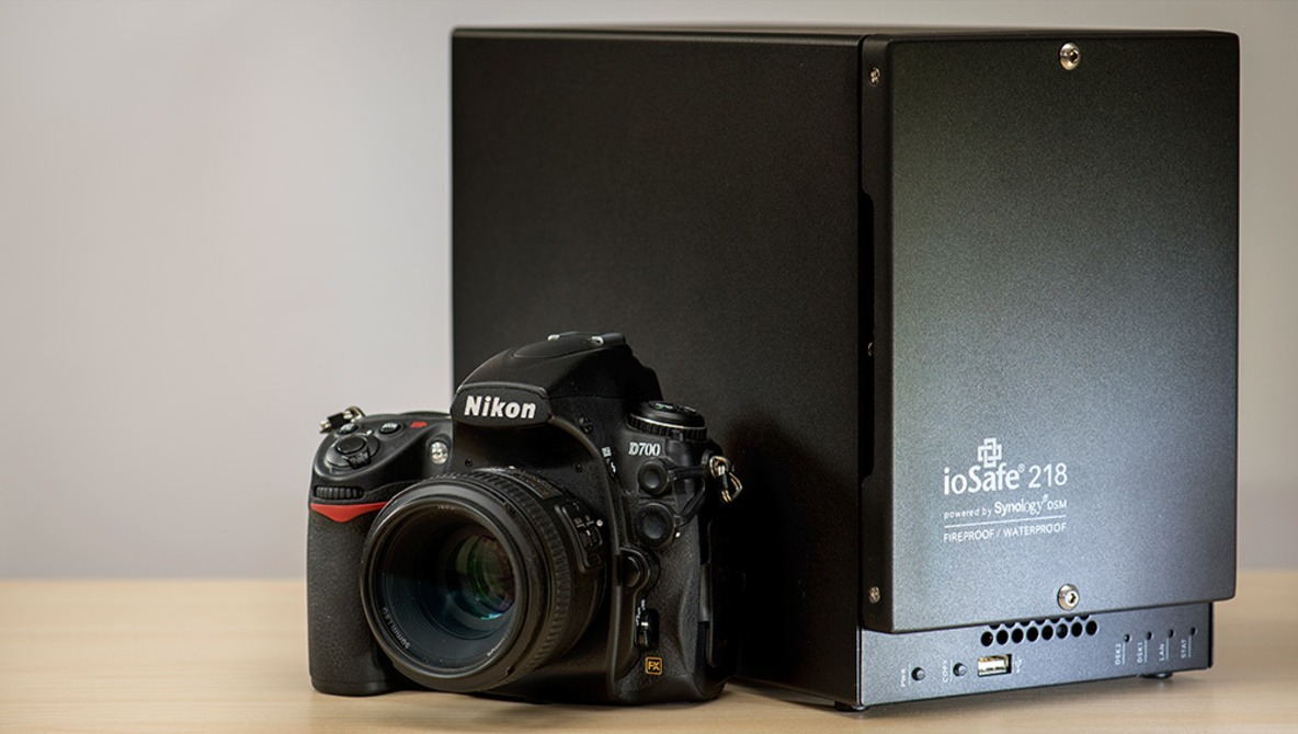 Fstoppers Reviews the IoSafe 218: Is NAS the Right Photo Backup Choice for Technophobic Photographers?