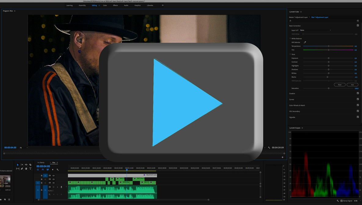 Six Ways to Improve Timeline Playback in Adobe Premiere Pro