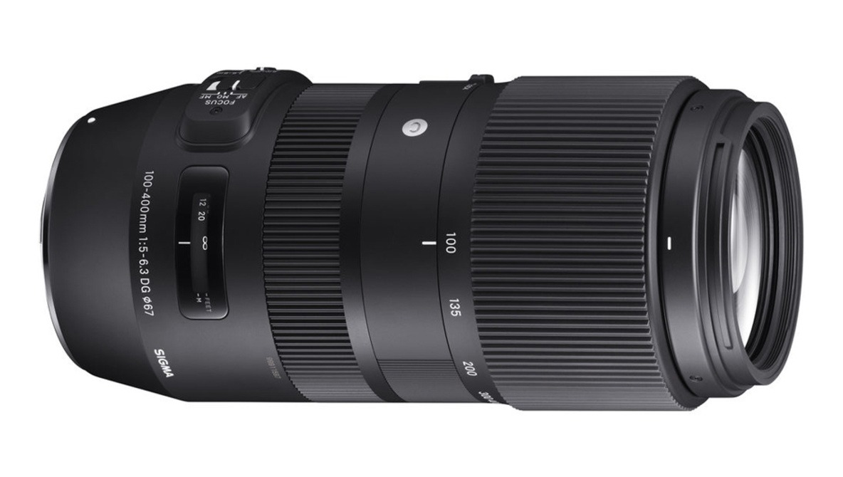 Take $200 Off Sigma's Affordable Telephoto Lens and Get a Free UV Filter and Expedited Shipping Today Only