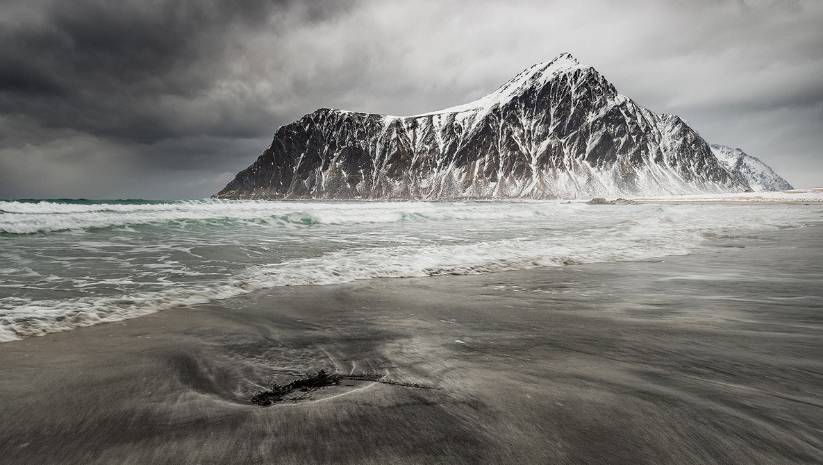 Looking for Meaningful Landscape Photography in the Arctic