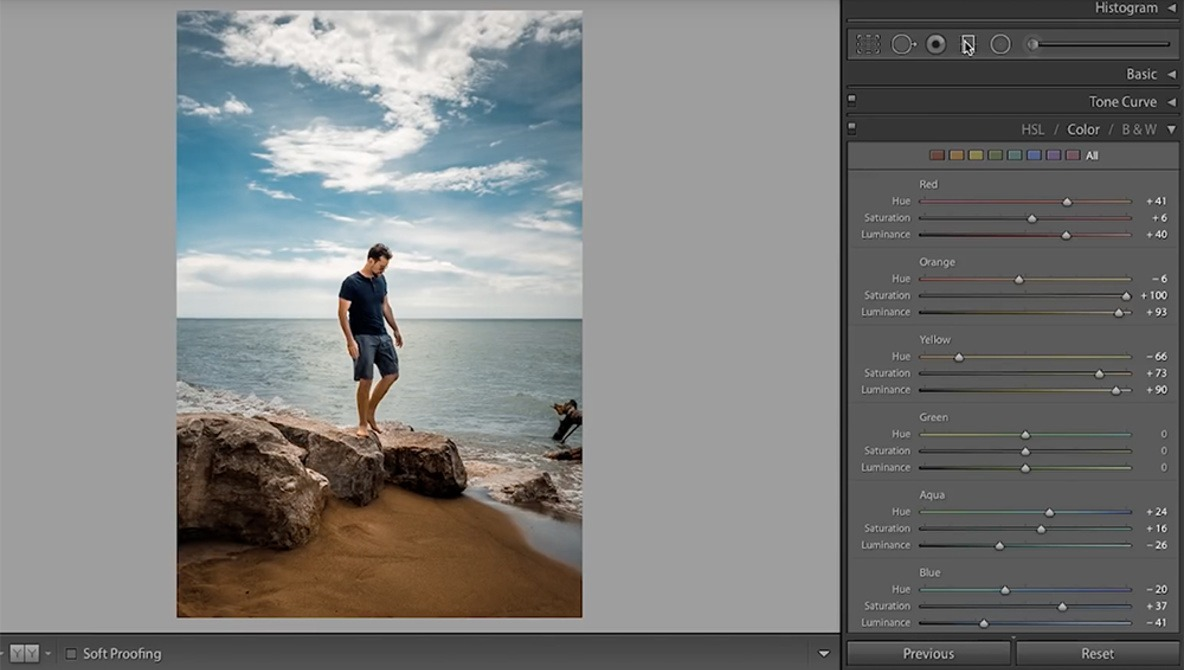 How to Use the HSL Panel in Lightroom | Fstoppers