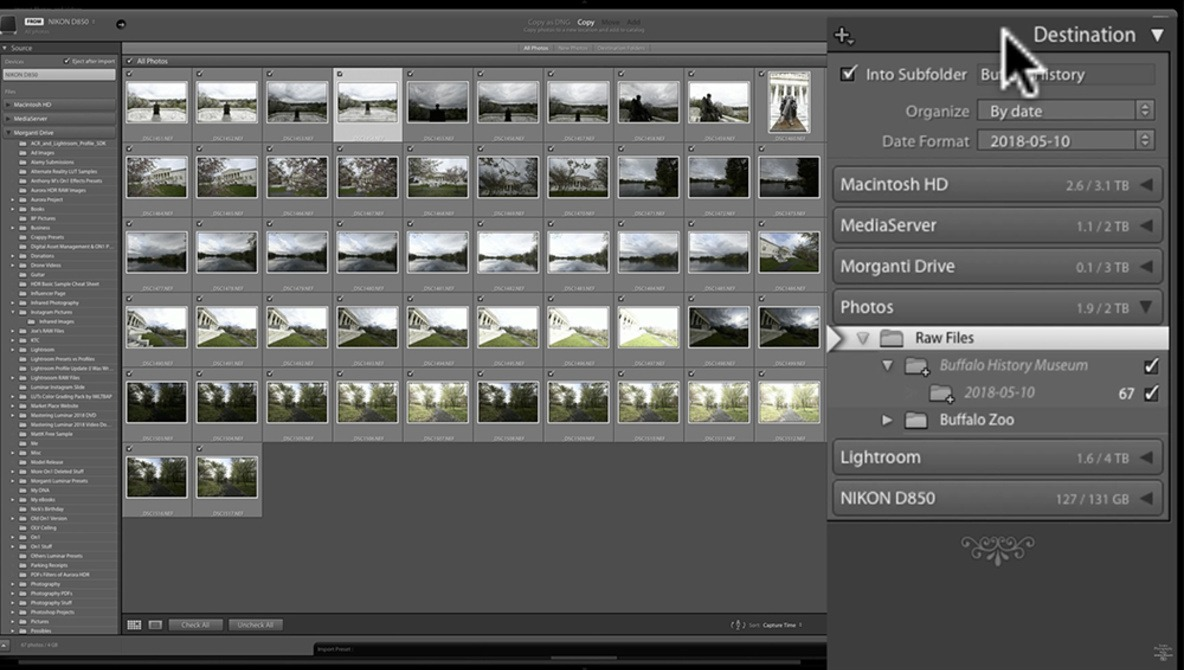 Everything You Ever Wanted to Know About Importing Photos in