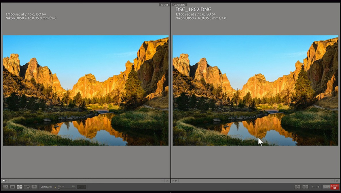 Save up to 67 Percent of Your Disk Space With Lightroom's