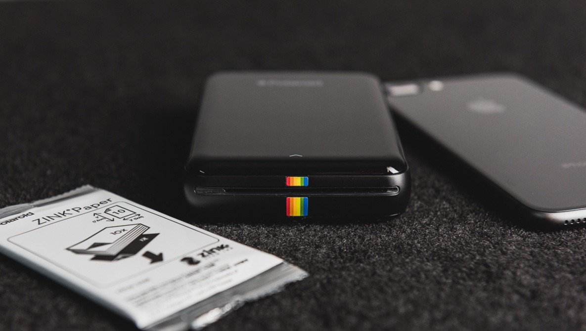 Fstoppers Reviews The Polaroid ZIP Instant Photoprinter