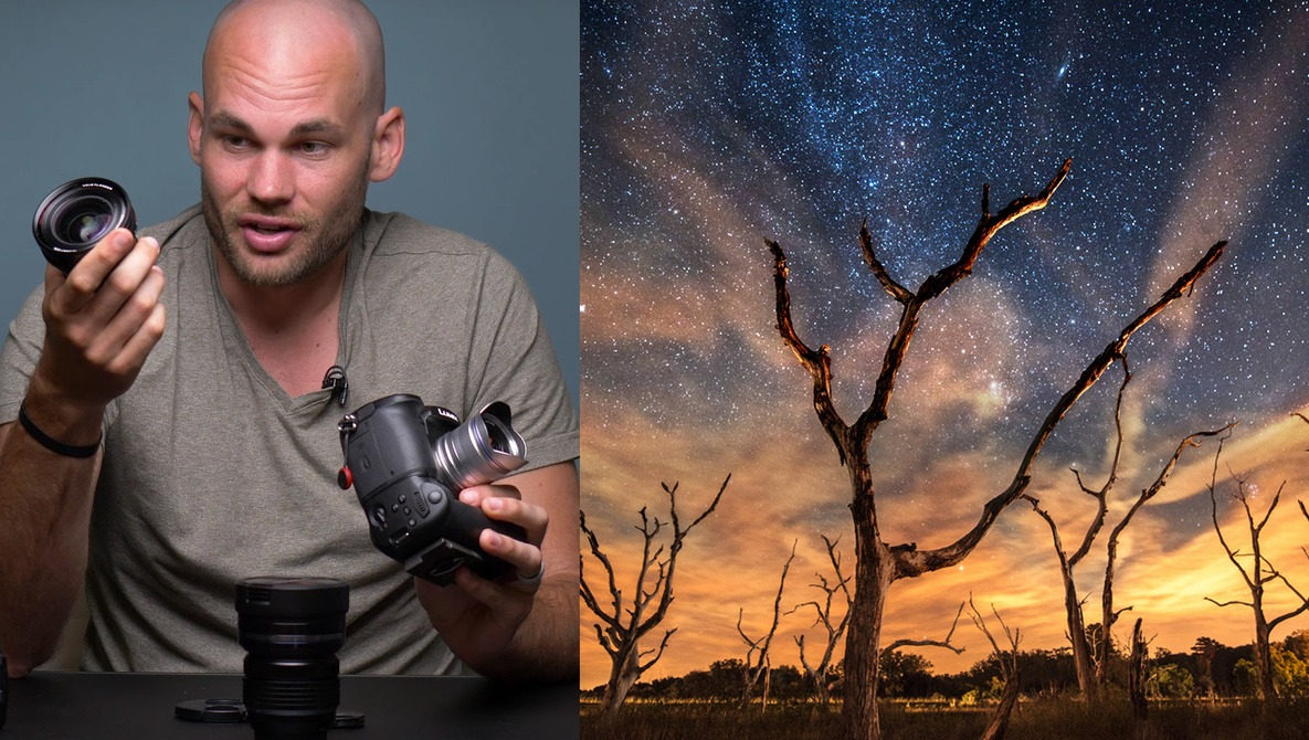How We Shoot the Stars With Micro Four Thirds Cameras | Fstoppers