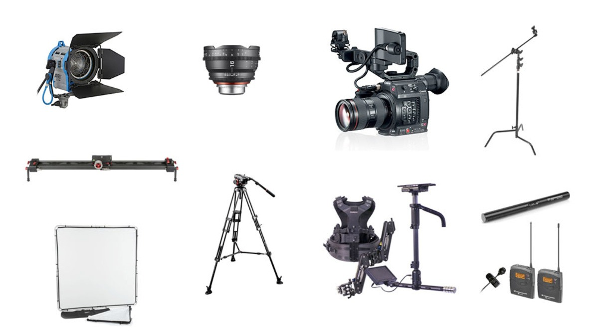 The Ultimate Gear Guide for Small Video and Film Productions