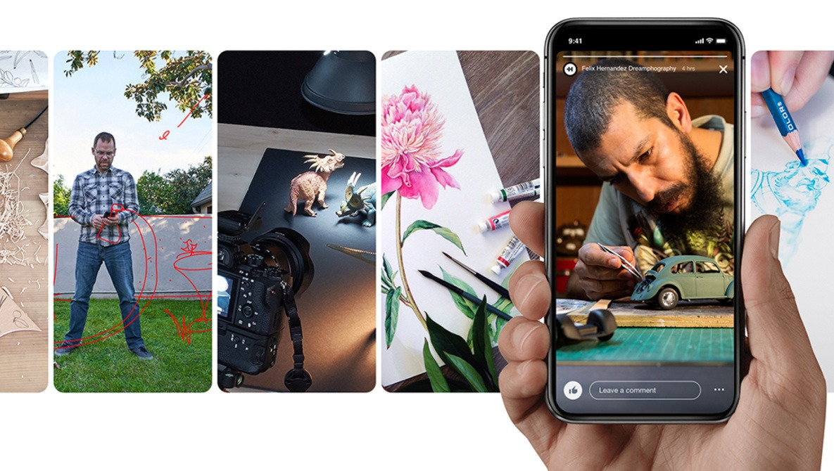 Behance Releases Its Biggest Update Ever