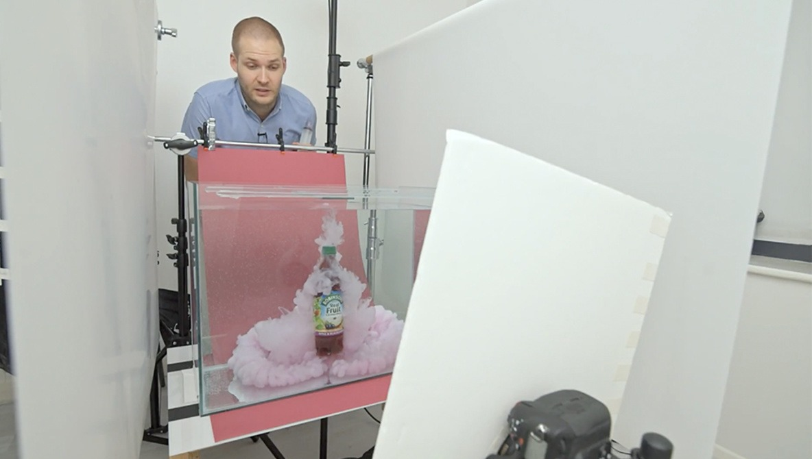 How a Cloud Tank Can Help You Create Stunning Product Images  