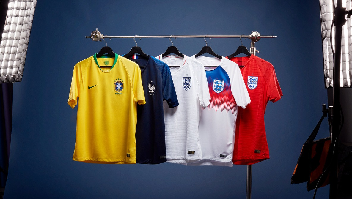 Behind the Scenes of My Nike-Inspired World Cup Photoshoot