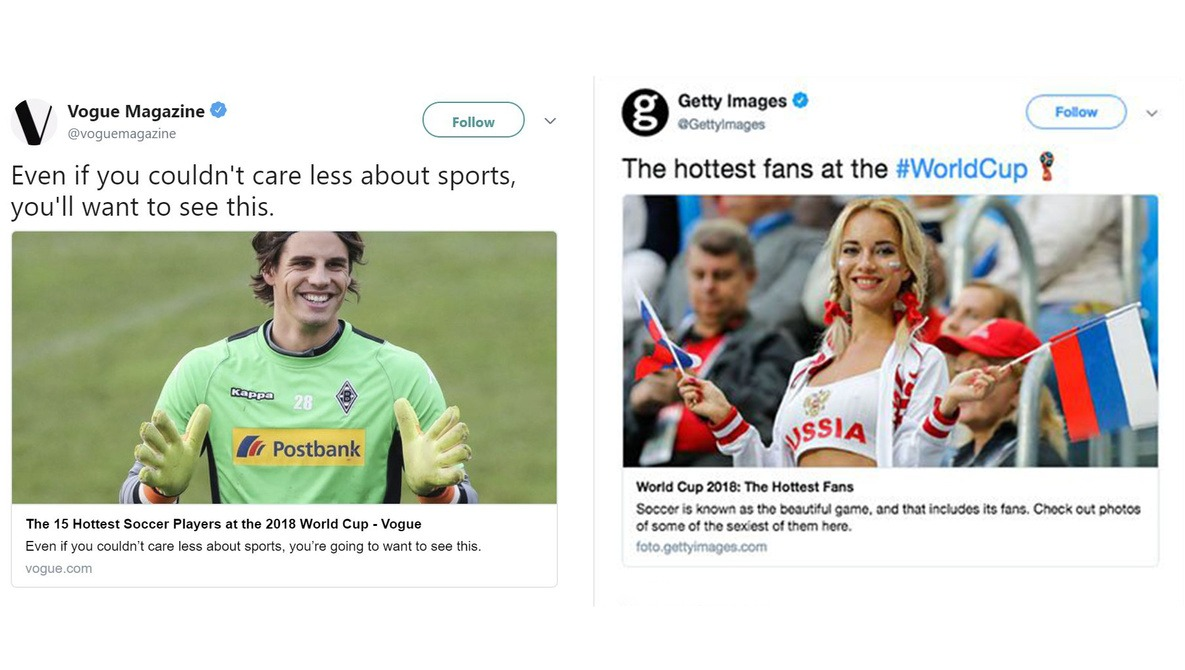 Getty's 'Sexiest Fans' Gallery: Is the Outrage Justified?