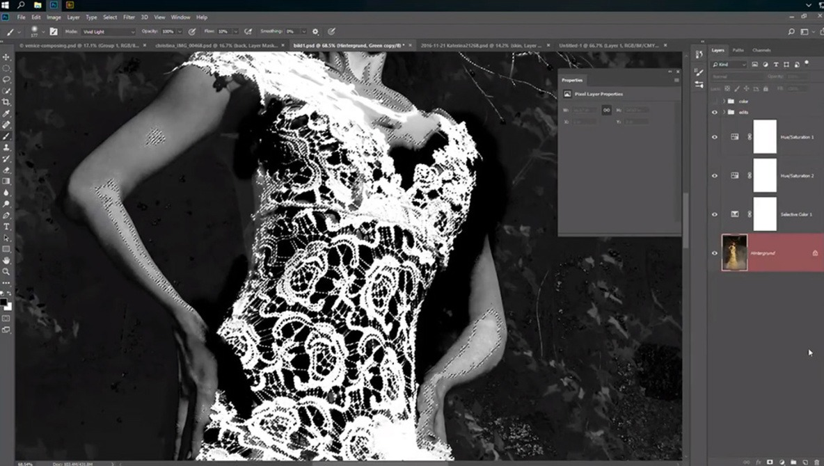 Become a Master of Selections and Masks Using Channels in Photoshop