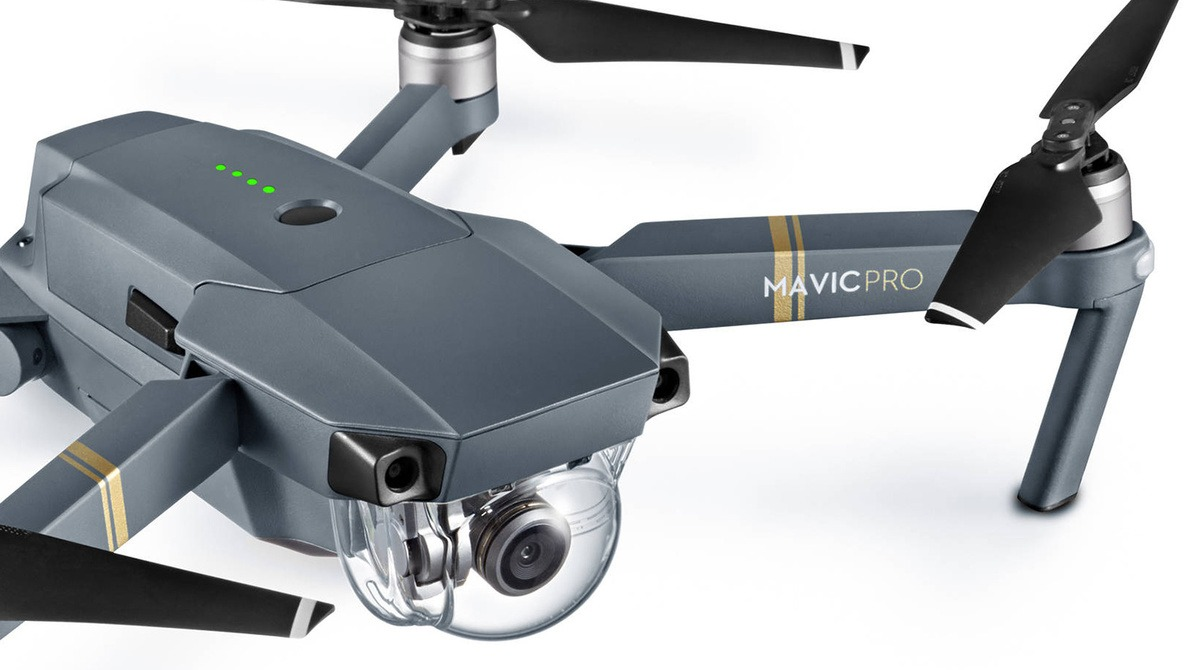 Say 'hello' to the DJI Mavic Pro 2 drone