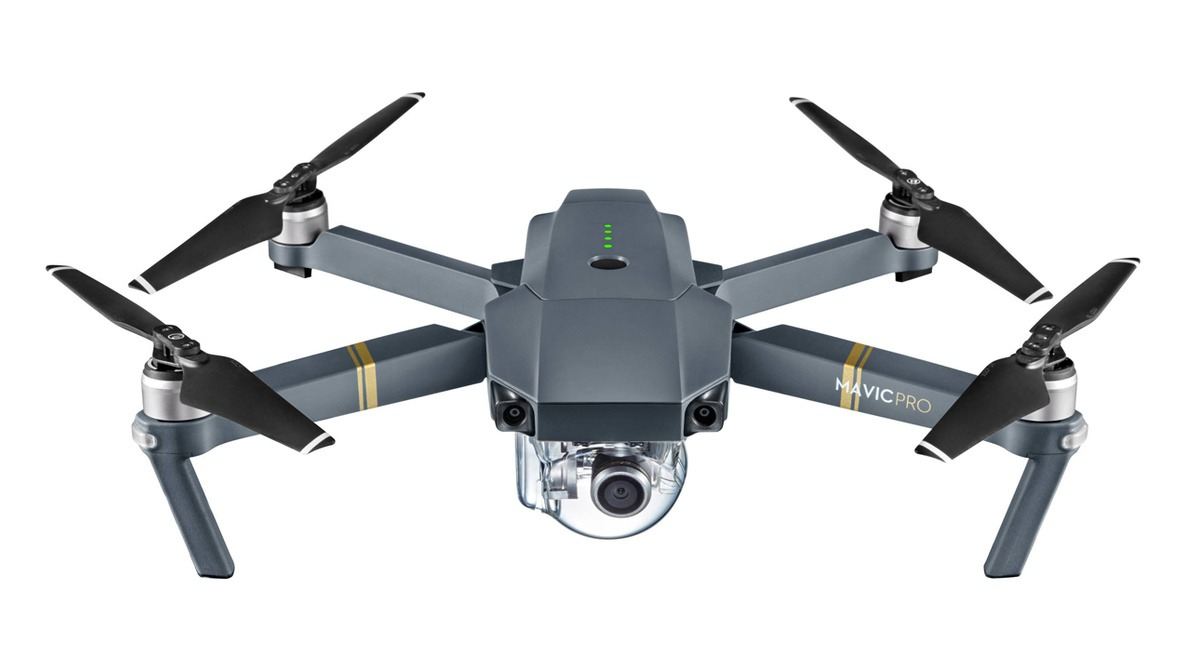 New high-end DJI Mavic 2 drones revealed in print leak