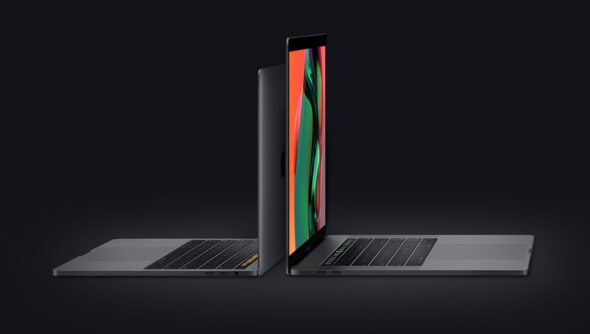 Apple Releases New MacBook Pros: Up to Six Cores, 32 GB RAM, 4 TB SSD