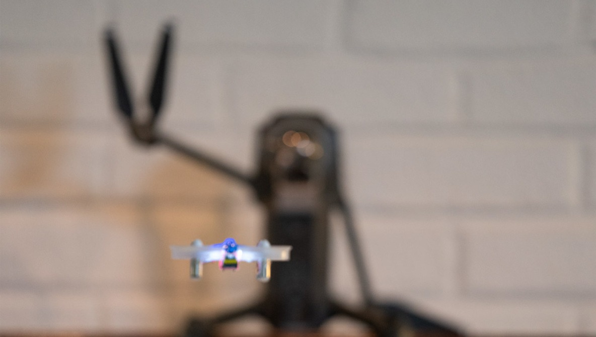 A Few Reasons to Fly FPV or Tiny Drones