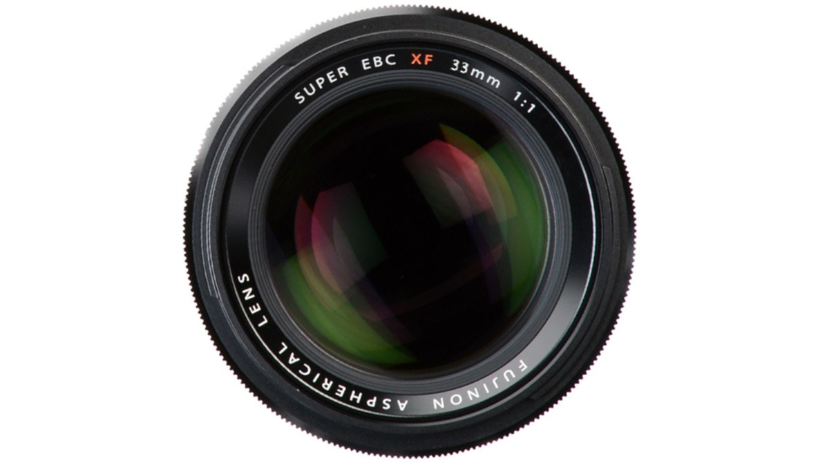 Fujifilm Is Planning an Insane 33mm f/1 Autofocus Lens