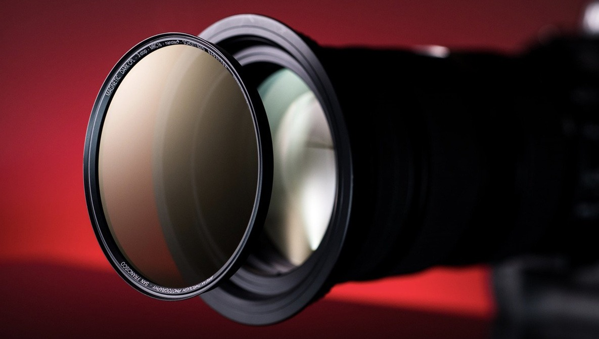 High Quality Lens Filters Now Available as a Magnetic Option