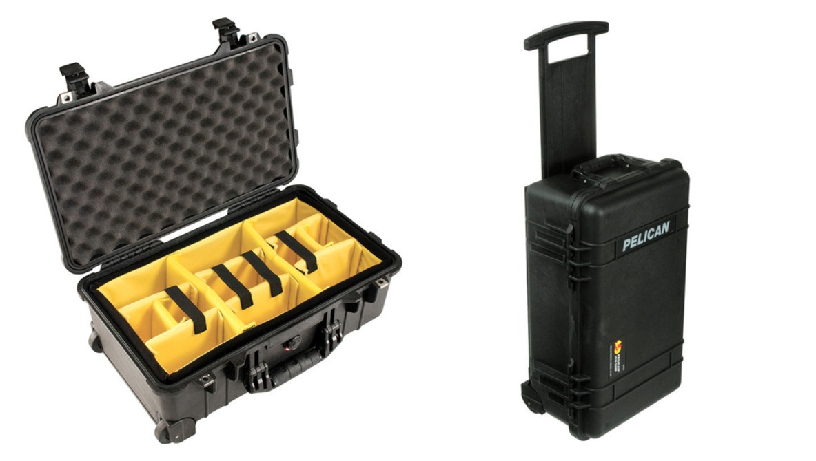 Save $75 on the Best Case for Your Photo and Video Gear and Get a Free Lock Today Only