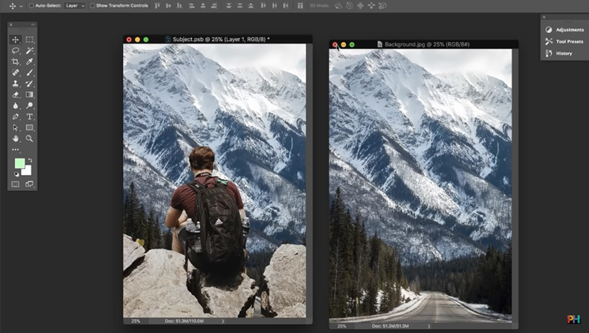How Photoshop Can Automatically Match Colors for You | Fstoppers