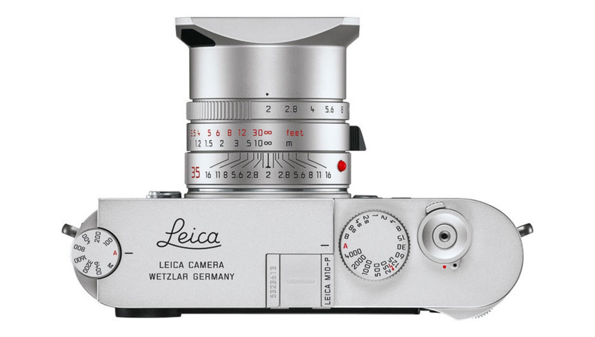 Leica M10-P Announced With New, 'Virtually Silent' Shutter