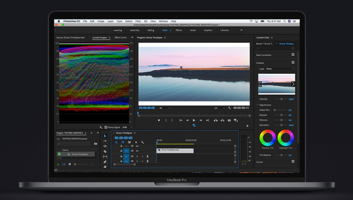 Adobe Premiere Pro Update Is Significantly Faster on macOS | Fstoppers