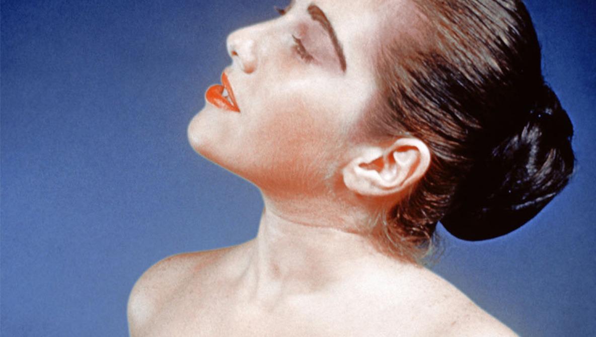 Restoring 1950s Pinup Photography Slides