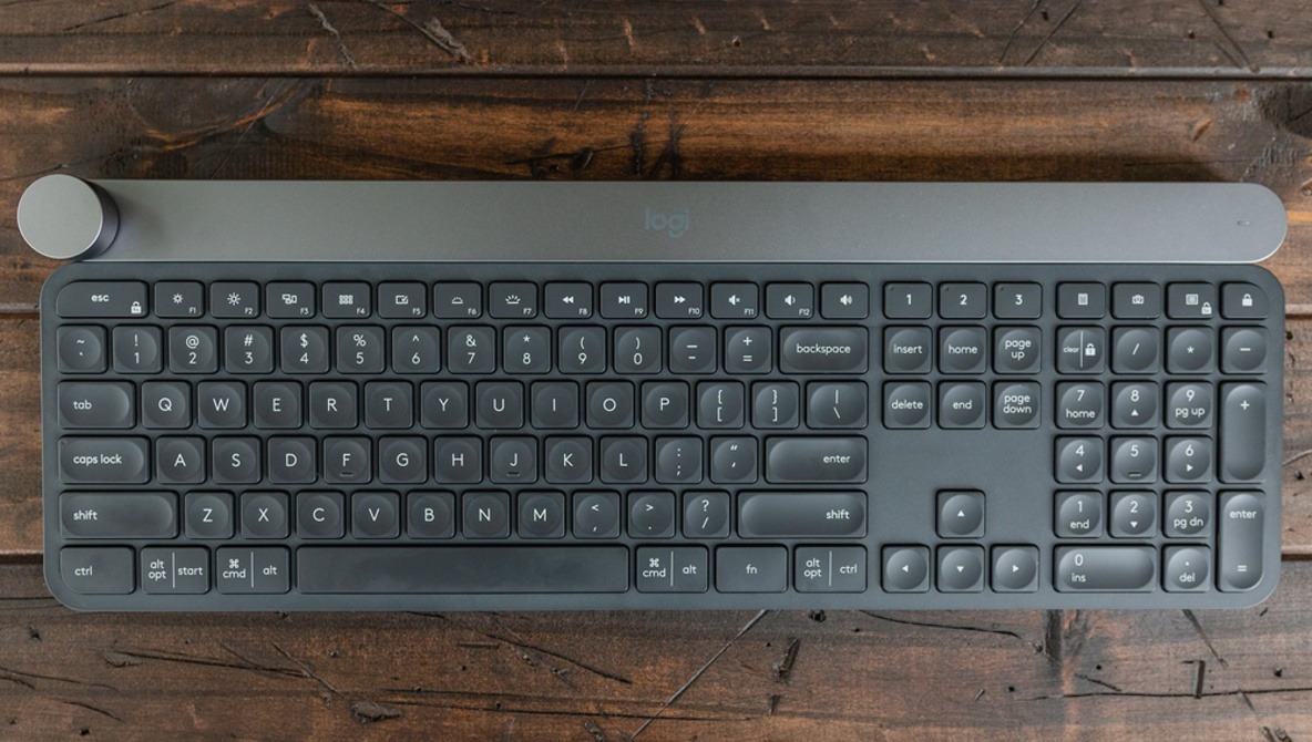 3edc34555e1 A Keyboard Designed for Creatives: Fstoppers Reviews the Logitech Craft
