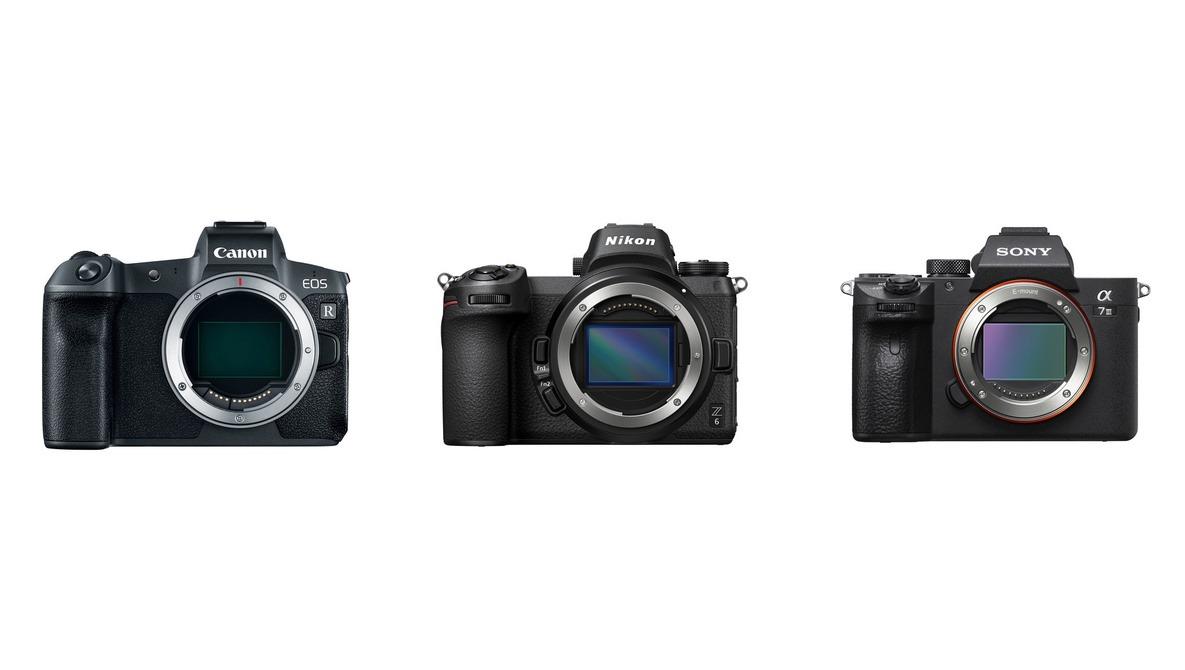 Mirrorless Spec Comparison and Discussion: Canon EOS R