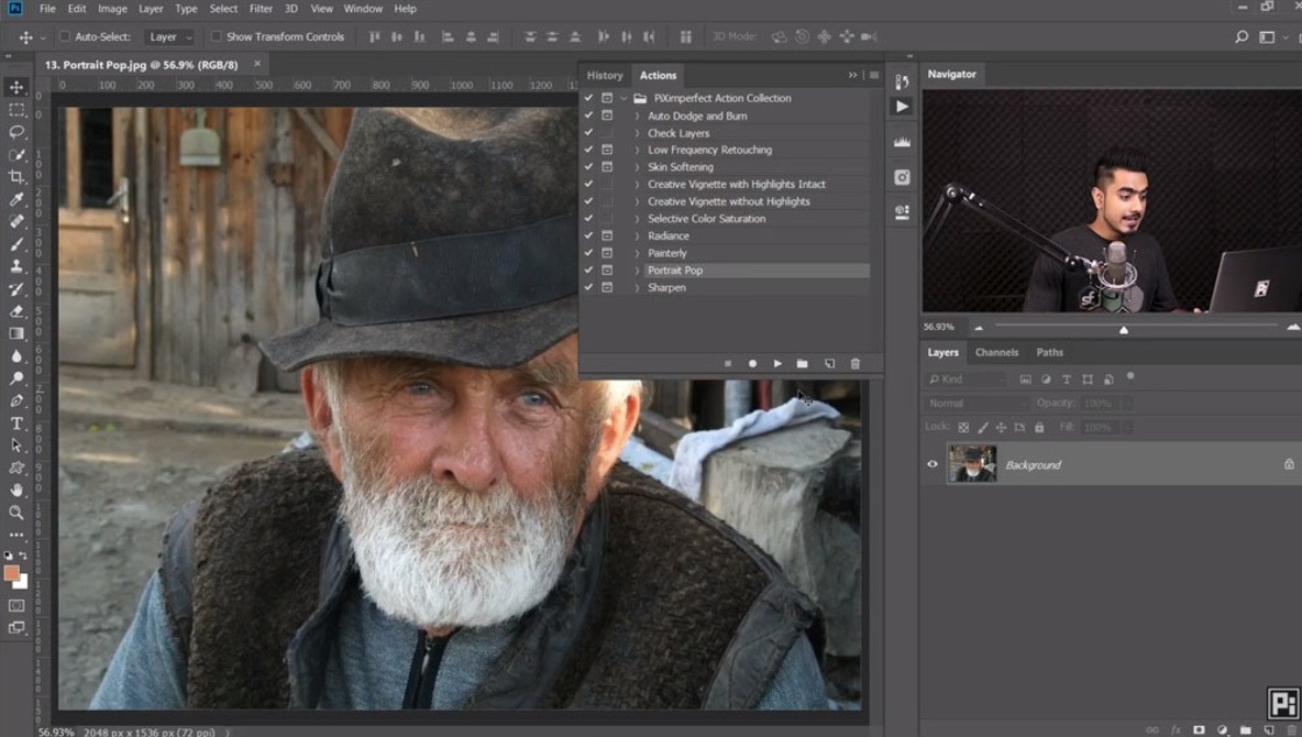 Get These Free Photoshop Actions to Speed Up Your Workflow