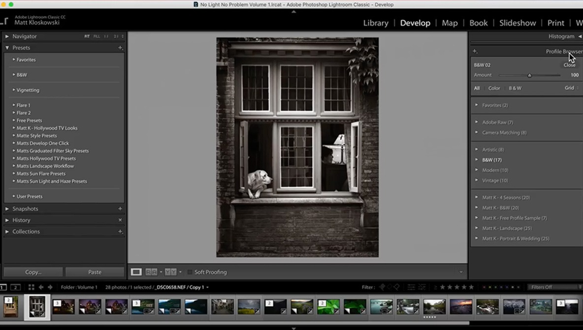 What's New in the Latest Lightroom 7 5 Update | Fstoppers