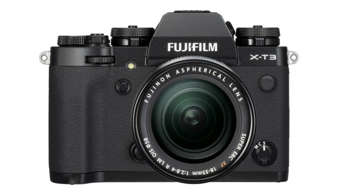 Fujifilm Announces the X-T3 Camera
