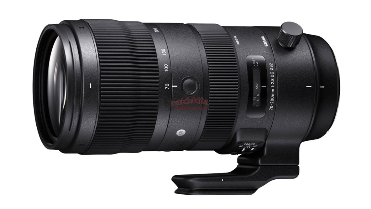 Sigma Will Soon Announce Five New Lenses, Including a 70-200mm f/2.8 Sports (Rumor)