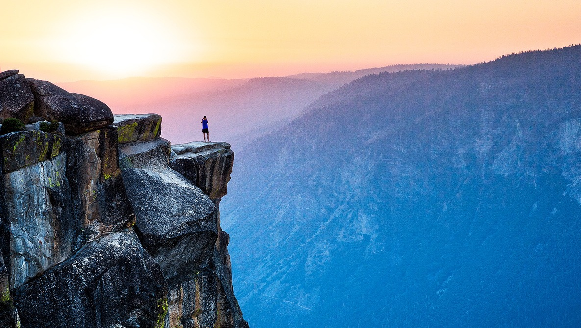 Couple Falls to Death From Yosemite's Taft Point