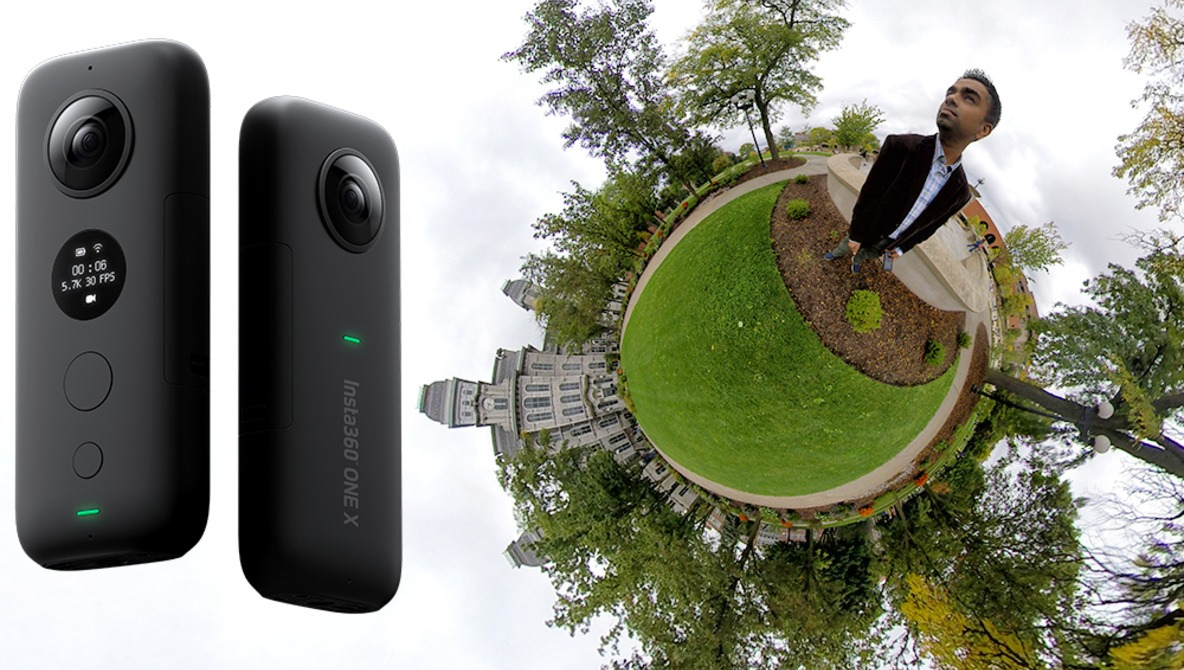 Fstoppers Reviews the Insta360 One X: An Upgrade for an Already Solid Camera